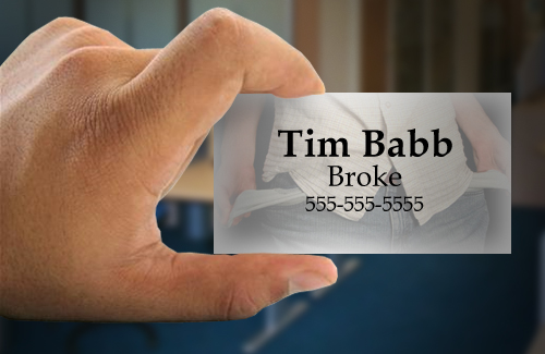 Tim Babb - Broke