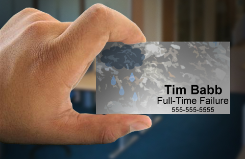 Tim Babb - Full-Time Failure